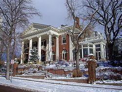 Colorado Governor's Mansion Colorado Governor39s Mansion Wikipedia