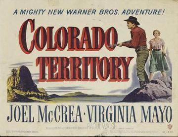 Colorado Territory (film) Colorado Territory film Wikipedia