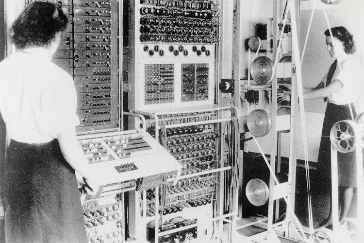 Colossus computer