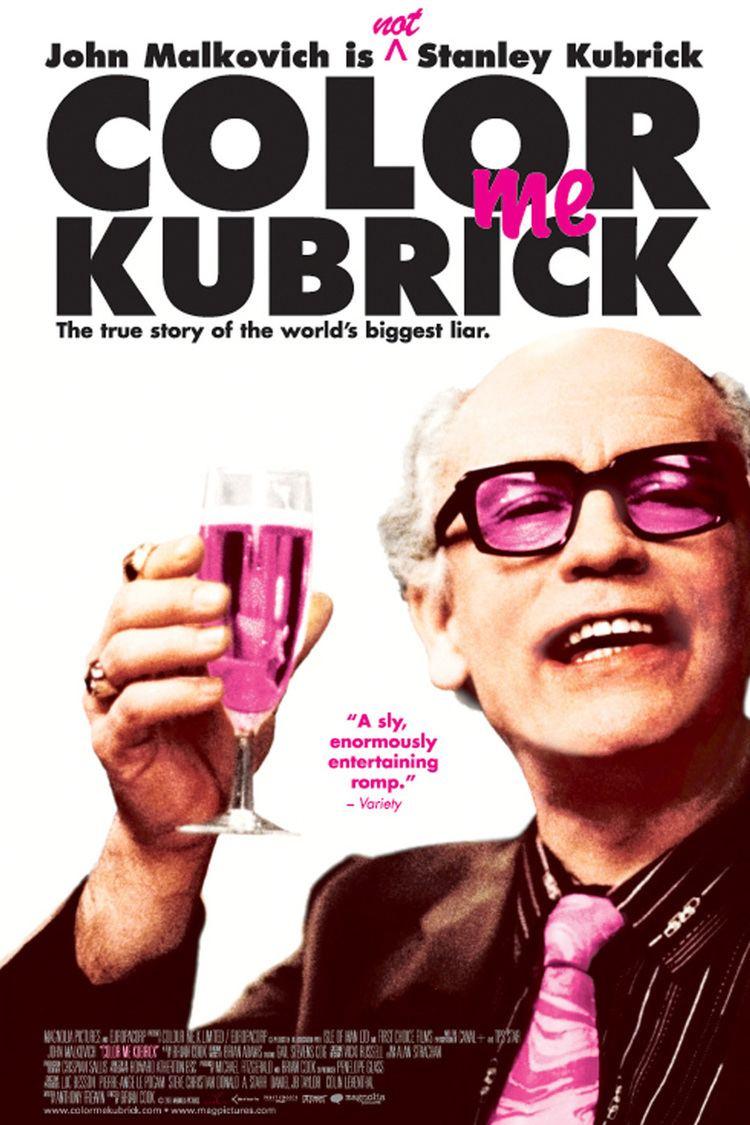 Colour Me Kubrick wwwgstaticcomtvthumbmovieposters167030p1670