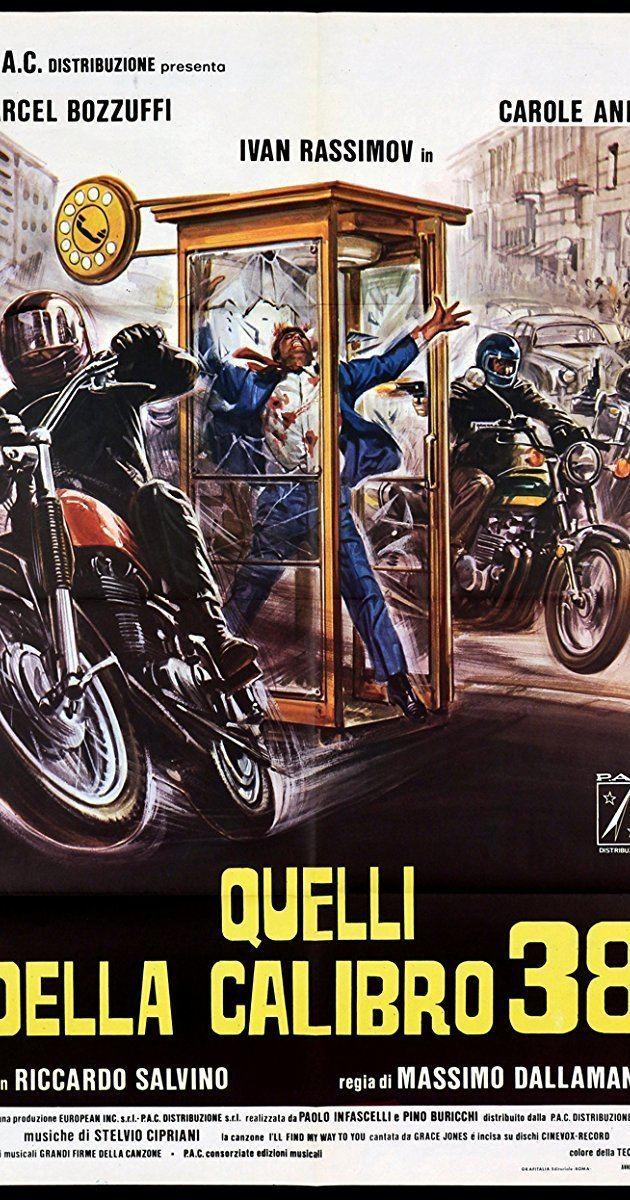 Colt 38 Special Squad Quelli della calibro 38 1976 IMDb