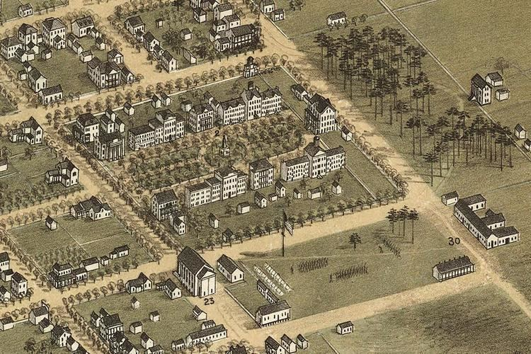 Columbia, South Carolina in the past, History of Columbia, South Carolina
