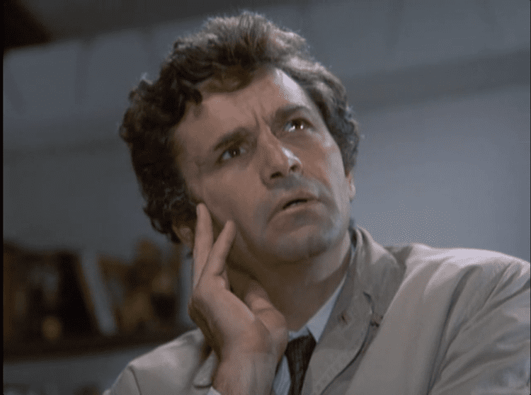 Columbo Roundtable Review Columbo Double Shock This Was Television