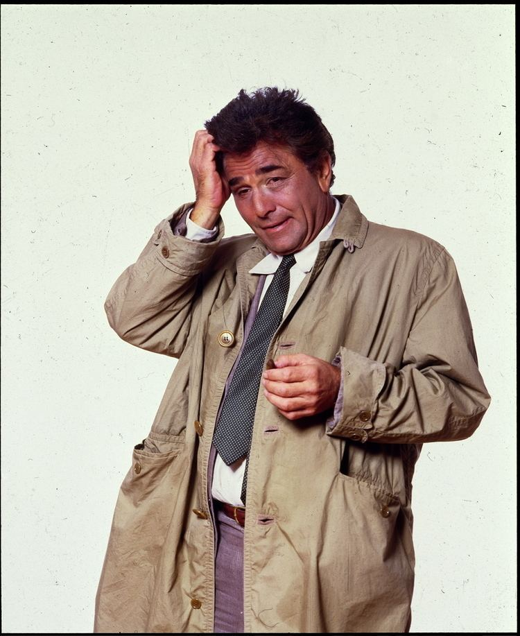 Columbo The Case For Columbo The Toast