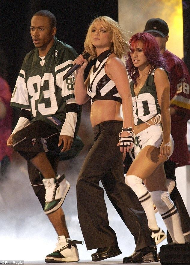 Columbus Short Columbus Short used to be Britney Spears dancer Daily Mail Online