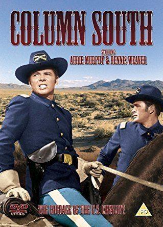 Column South Column South DVD 1953 Amazoncouk Audie Murphy Dennis Weaver
