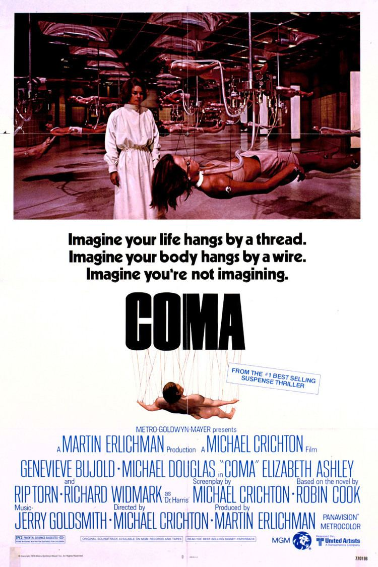 Coma (1978 film) wwwgstaticcomtvthumbmovieposters7304p7304p