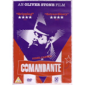 Comandante (film) Shop with the CSC films DVD Comandante by Oliver Stone