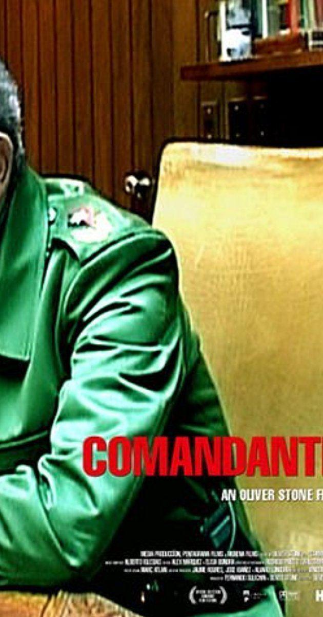 Comandante (film) Comandante 2003 IMDb
