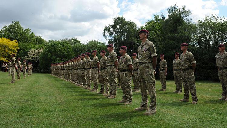 Combermere Barracks BBC News Princess Anne meets injured soldiers in Windsor visit
