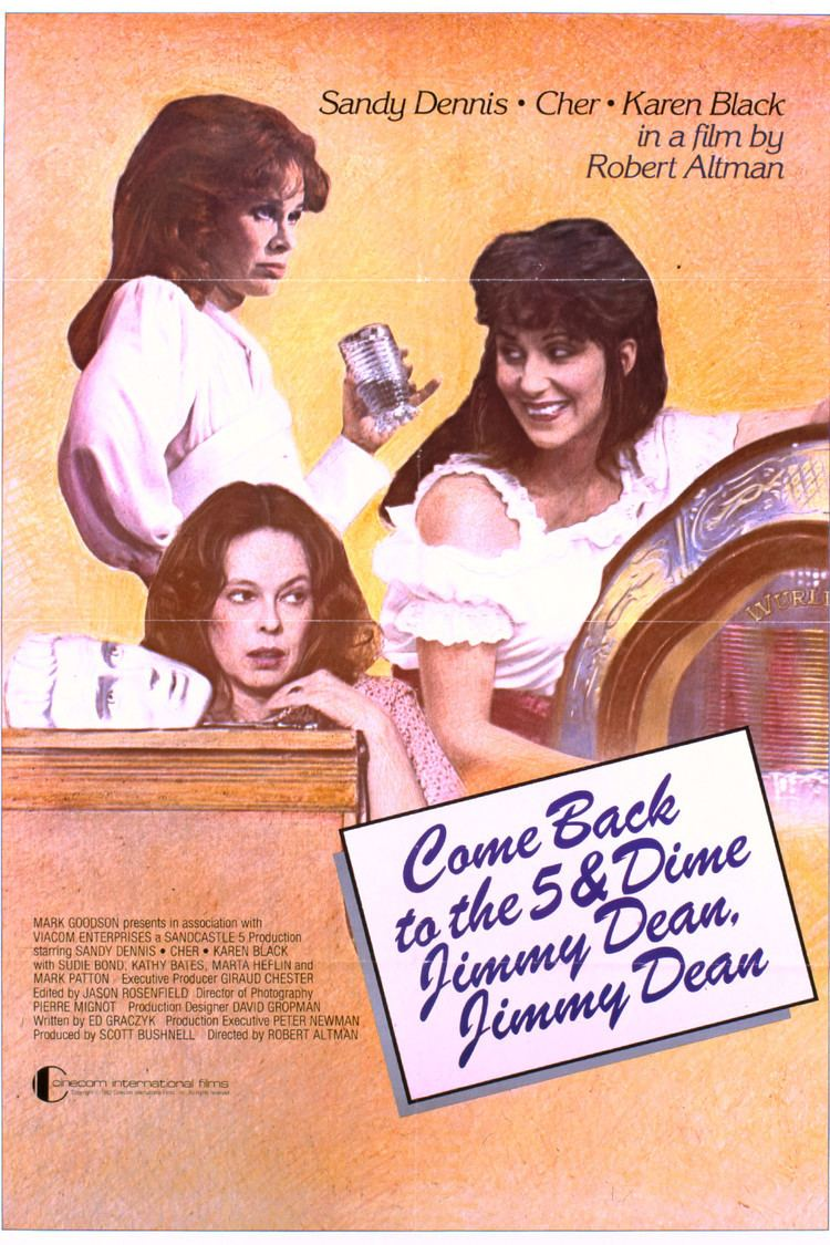 Come Back to the Five and Dime, Jimmy Dean, Jimmy Dean (film) wwwgstaticcomtvthumbmovieposters5485p5485p