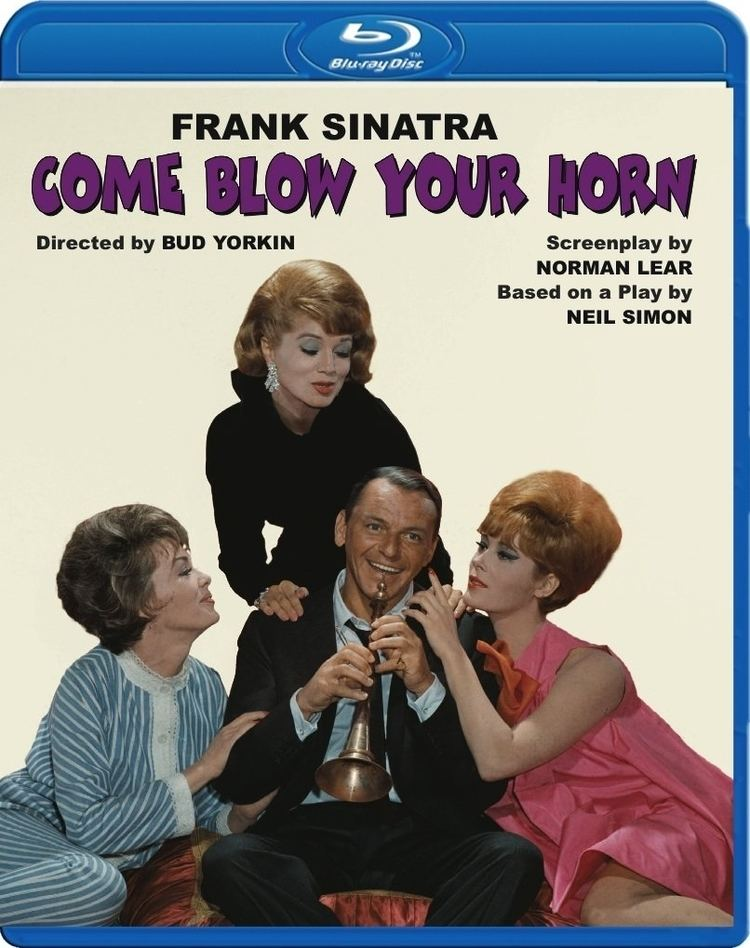 Come Blow Your Horn (film) Come Blow Your Horn Bluray