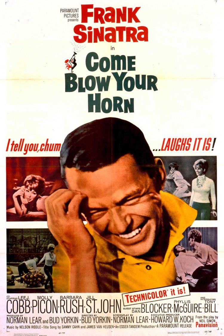 Come Blow Your Horn (film) wwwgstaticcomtvthumbmovieposters413p413pv