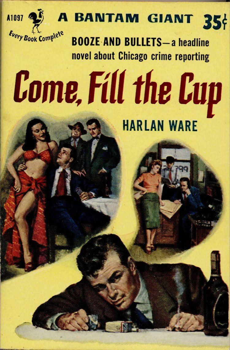 Come Fill the Cup Come Fill the Cup Pulp Covers