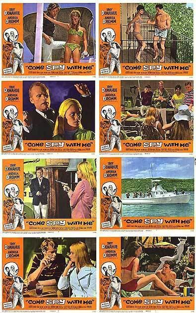 Come Spy with Me (film) Come Spy With Me movie posters at movie poster warehouse moviepostercom