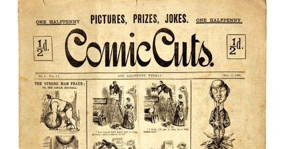 Comic Cuts - Alchetron, The Free Social Encyclopedia