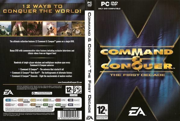 command and conquer the first decade alchetron the free social rh alchetron com Command and Conquer Red Alert Command and Conquer Red Alert