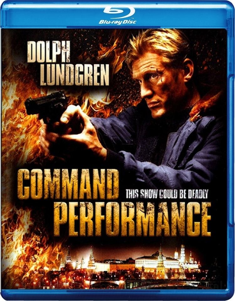 Command Performance (2009 film) Command Performance Bluray
