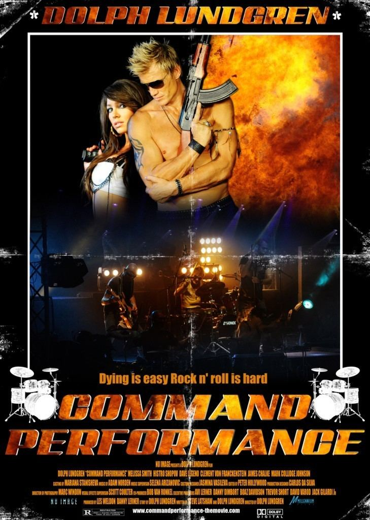 Command Performance (2009 film) AOBG The Power Of Rock Is Lethal