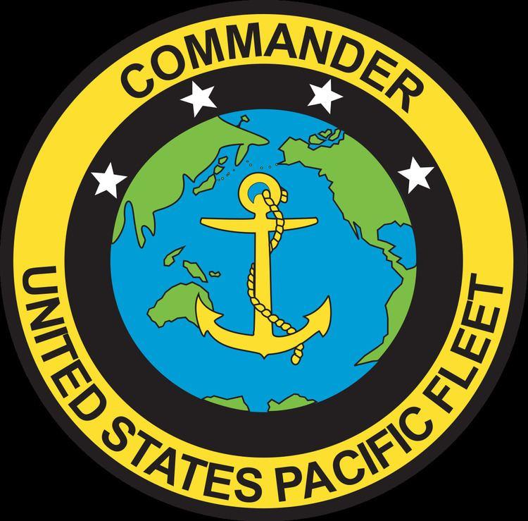 Commander, U.S. Pacific Fleet