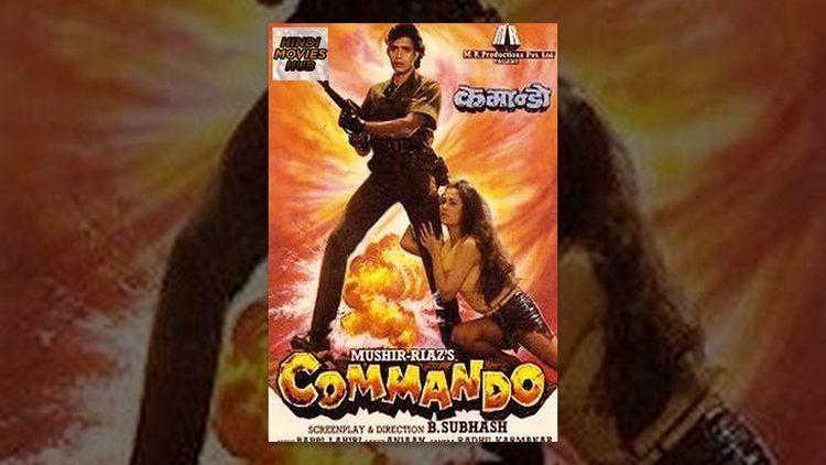 Commando 1988 Hindi Full Length Movie Mithun Chakraborty