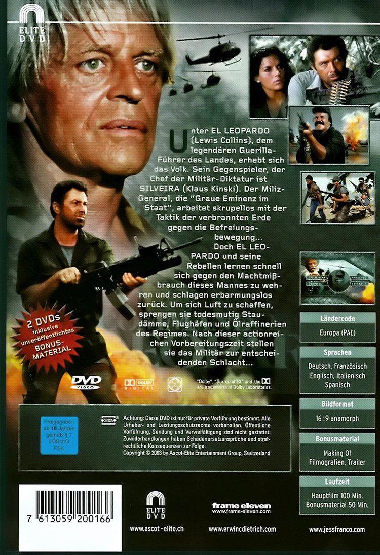 Commando Leopard Commando Leopard DVD oder Bluray leihen VIDEOBUSTERde