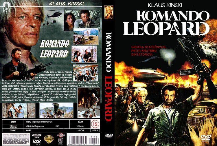 Commando Leopard Kommando Leopard 1985