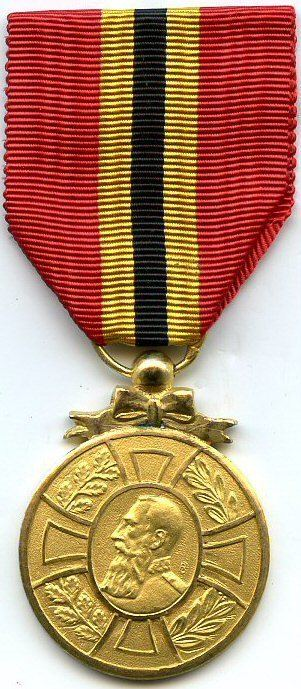 Commemorative Medal of the Reign of King Leopold II