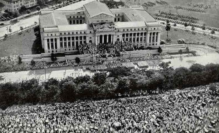 Commonwealth of the Philippines Commonwealth of the Philippines was inaugurated November 15 1935