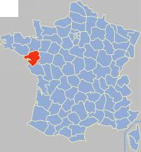 Communes of the Loire-Atlantique department