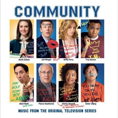 Community (TV series) Various Artists Music from the Original Television Series
