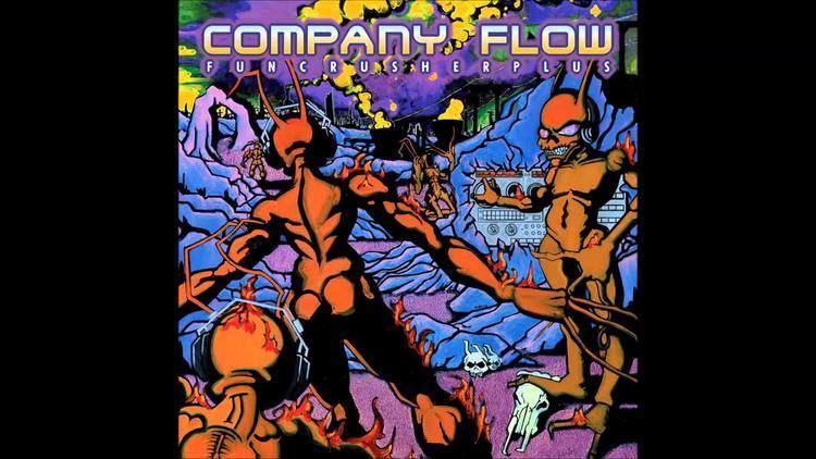 Company Flow Company Flow Funcrusher Plus Full Album YouTube