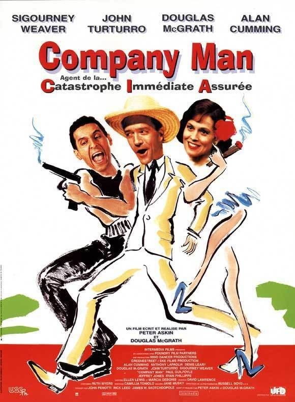 Company Man (film) Company Man Movie Posters From Movie Poster Shop