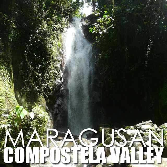 Compostela Valley Tourist places in Compostela Valley
