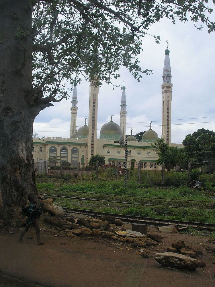 Conakry Botanical Garden