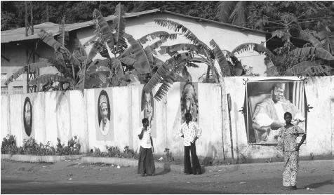 Conakry in the past, History of Conakry