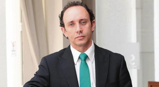 Conall McDevitt SDLPs Conall McDevitt quits politics after serious breach of MLA