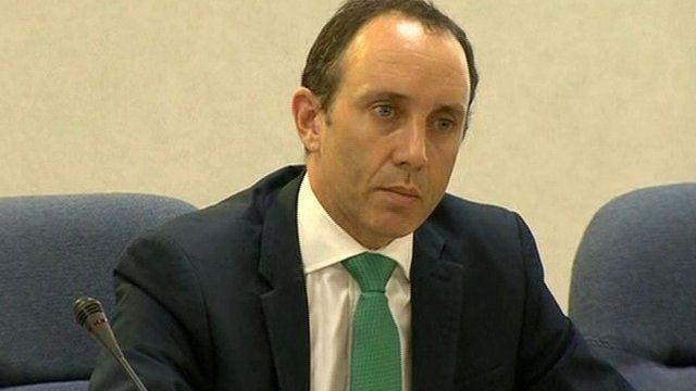 Conall McDevitt Conall McDevitt from SDLP quits politics over payment BBC News