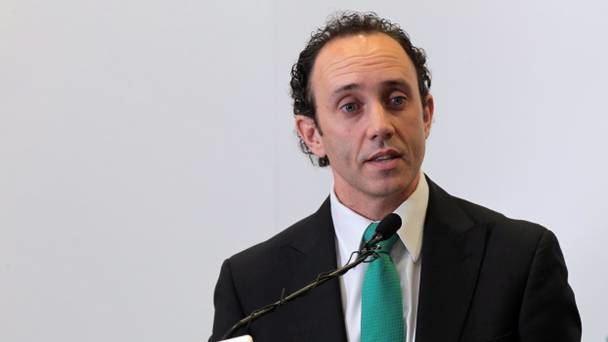 Conall McDevitt SDLP MLA Conall McDevitt will not be returning to public life