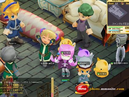 Concerto Gate Concerto Gate CBT Announcement MMORPG Feature New MMORPGs MMO