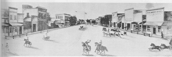 Concord, California in the past, History of Concord, California