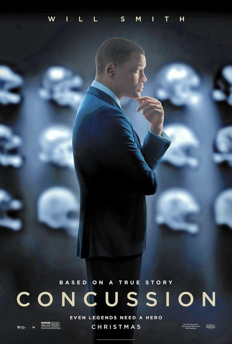 Concussion (2015 film) Film Review Concussion MediaMikes