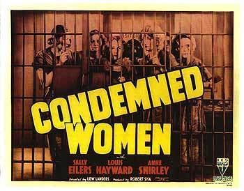Condemned Women Lauras Miscellaneous Musings Tonights Movie Condemned Women 1938
