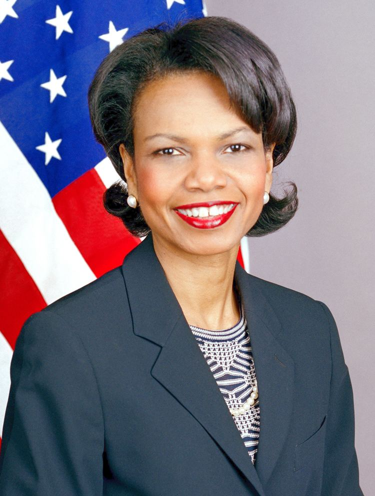 Condoleezza Rice Condoleezza Rice Wikipedia the free encyclopedia