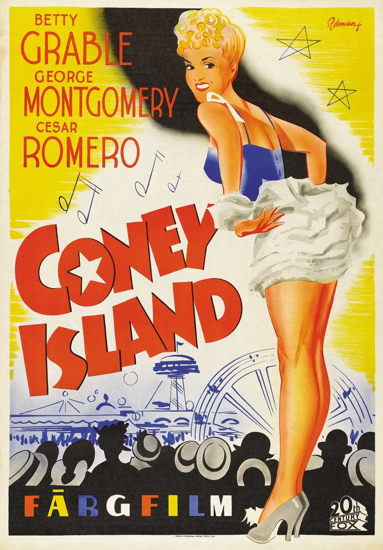 Coney Island (1943 film) Coney Island 1943