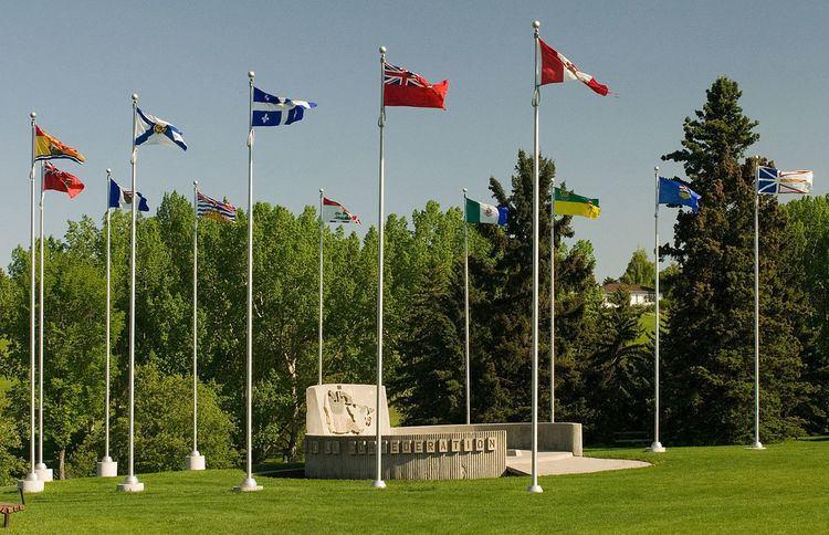 Confederation Park, Calgary