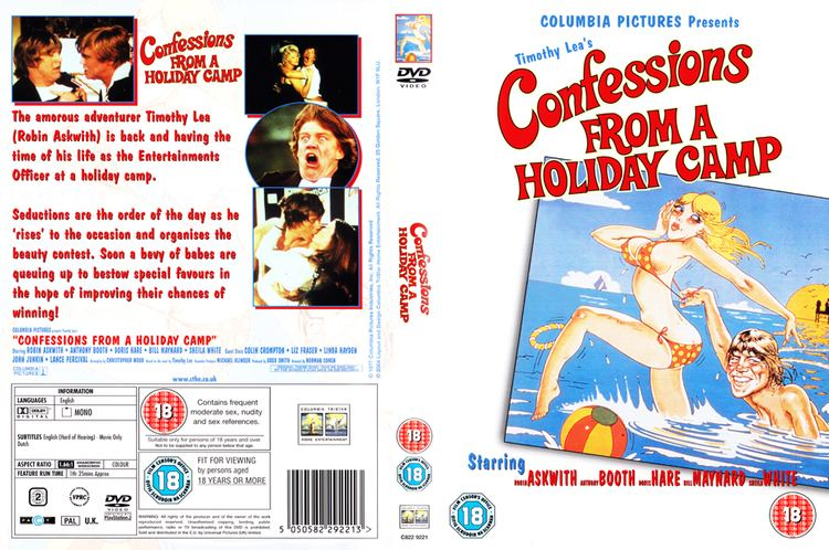 Confessions from a Holiday Camp Confessions From A Holiday Camp British Comedy Films