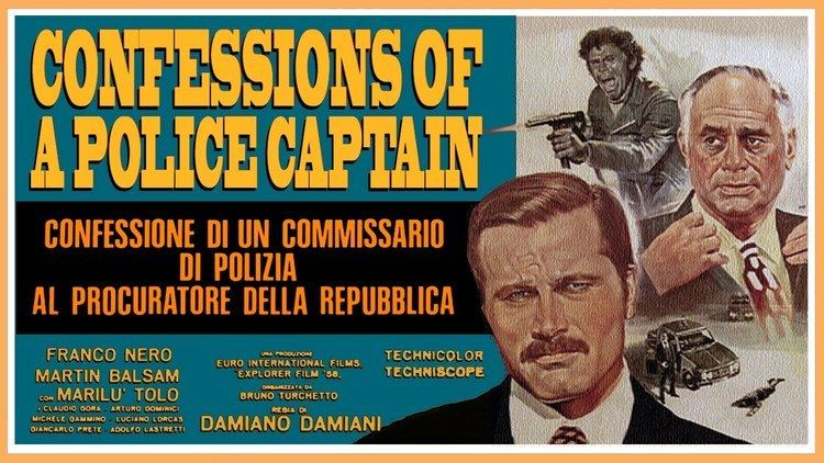 Confessions of a Police Captain Confessions Of A Police Captain 1971 VHS Trailer Color 100