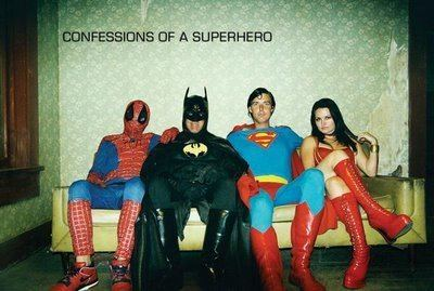 Confessions of a Superhero Confessions of a Superhero Modest Movie