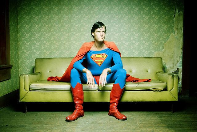 Confessions of a Superhero Costumed Panhandlers Dream Of Stardom In CONFESSIONS OF A SUPERHERO